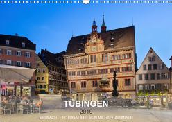 Tübingen – fotografiert von Michael Allmaier (Wandkalender 2019 DIN A3 quer) von Allmaier,  Michael