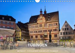 Tübingen – fotografiert von Michael Allmaier (Wandkalender 2019 DIN A4 quer) von Allmaier,  Michael