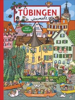 Tübingen wimmelt von Burlefinger,  Steph