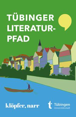 Tübinger Literaturpfad von Kulturamt Tübingen