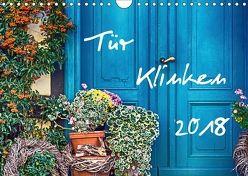 Tür Klinken 2018 (Wandkalender 2018 DIN A4 quer) von Mischuda,  Sandro