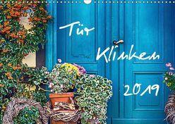 Tür Klinken 2019 (Wandkalender 2019 DIN A3 quer) von Mischuda,  Sandro