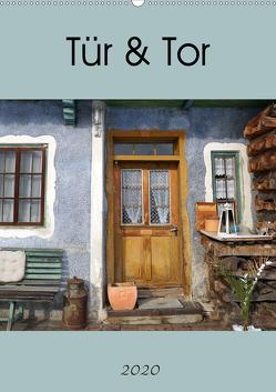 Tür und Tor (Wandkalender 2020 DIN A2 hoch) von Flori0