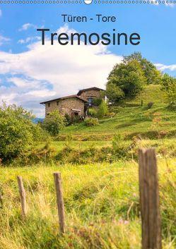 Türen -Tore – Tremosine (Wandkalender 2019 DIN A2 hoch) von Männel - studio-fifty-five,  Ulrich