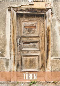 Türen (Wandkalender 2019 DIN A3 hoch) von Kerpa,  Ralph