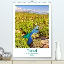 Türkei – Das Land in der Provinz Antalya (Premium, hochwertiger DIN A2 Wandkalender 2020, Kunstdruck in Hochglanz) von Hackstein,  Bettina