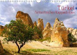 Türkei – fantastisches Kappadokien (Wandkalender 2019 DIN A4 quer) von Kuebler,  Harry