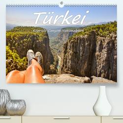 Türkei – Köprülü Canyon Nationalpark (Premium, hochwertiger DIN A2 Wandkalender 2020, Kunstdruck in Hochglanz) von Hackstein,  Bettina