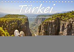 Türkei – Köprülü Canyon Nationalpark (Tischkalender 2019 DIN A5 quer) von Hackstein,  Bettina
