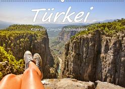 Türkei – Köprülü Canyon Nationalpark (Wandkalender 2019 DIN A2 quer) von Hackstein,  Bettina