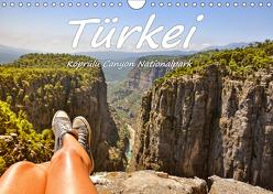 Türkei – Köprülü Canyon Nationalpark (Wandkalender 2019 DIN A4 quer) von Hackstein,  Bettina