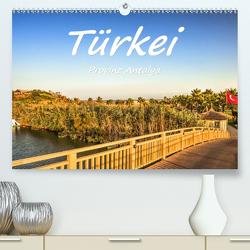 Türkei – Provinz Antalya (Premium, hochwertiger DIN A2 Wandkalender 2020, Kunstdruck in Hochglanz) von Hackstein,  Bettina