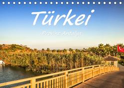 Türkei – Provinz Antalya (Tischkalender 2019 DIN A5 quer) von Hackstein,  Bettina