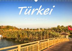 Türkei – Provinz Antalya (Wandkalender 2019 DIN A3 quer) von Hackstein,  Bettina