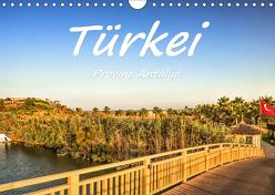 Türkei – Provinz Antalya (Wandkalender 2019 DIN A4 quer) von Hackstein,  Bettina