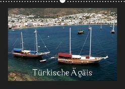 Türkische Ägäis (Wandkalender 2019 DIN A3 quer) von Helmstedt,  Jens