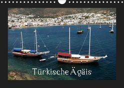 Türkische Ägäis (Wandkalender 2019 DIN A4 quer) von Helmstedt,  Jens