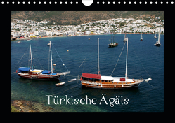 Türkische Ägäis (Wandkalender 2021 DIN A4 quer) von Helmstedt,  Jens