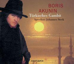 Türkisches Gambit von Akunin,  Boris, Ernst,  Michael Andreas, Steck,  Johannes