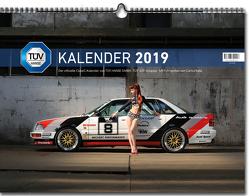 TÜV Hanse ClassiC Kalender 2019 von Carlos,  Kella
