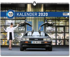 TÜV Hanse ClassiC Kalender 2020 von Kella,  Carlos