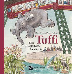 Tuffi (Deutsche Ausgabe) von Rudolph,  Ariane, Sanne,  Manuela