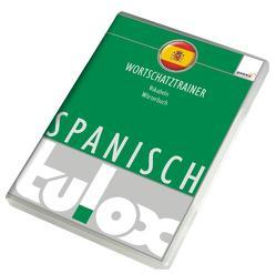 tulox Vokabeltrainer Spanisch mit 20.000 vertonten Vokabeln
