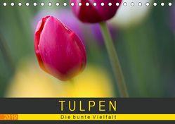Tulpen – die bunte Vielfalt (Tischkalender 2019 DIN A5 quer) von Schürholz,  Peter