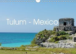 Tulum – Mexico (Wandkalender 2019 DIN A4 quer) von Polok,  M.