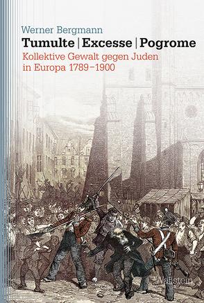 Tumulte – Excesse – Pogrome von Bergmann,  Werner