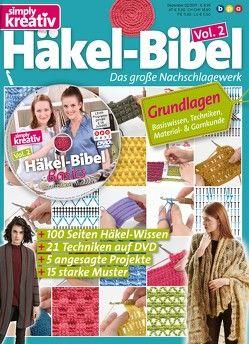 Häkel-Bibel, Vol. 2 von bpa media GmbH, Buss,  Oliver