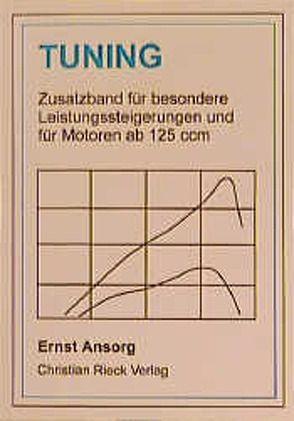Tuning von Ansorg,  Ernst