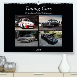 Tuning CarsAT-Version (Premium, hochwertiger DIN A2 Wandkalender 2020, Kunstdruck in Hochglanz) von Gombotz,  Stefan