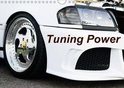 Tuning Power (Wandkalender 2018 DIN A4 quer) von Sigwarth,  Karin