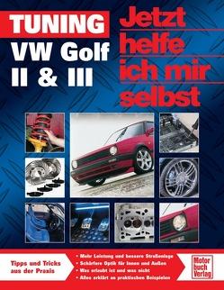 Tuning VW Golf II & III von Korp,  Dieter