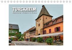 Turckheim – Malerischer Winzerort im Elsass (Tischkalender 2018 DIN A5 quer) von Bartruff,  Thomas