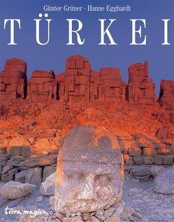 Türkei von Egghardt,  Hanne, Grüner,  Günter