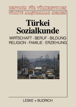 Türkei-Sozialkunde von Czock,  Heidrun
