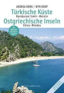 Türkische Küste/Ostgriechische Inseln von Hoop,  Wyn, Horn,  Andrea