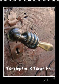 Türklopfer & Türgriffe (Posterbuch DIN A2 hoch) von LoRo-Artwork,  k.A.