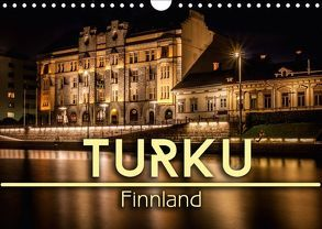 Turku / Finnland (Wandkalender 2018 DIN A4 quer) von Pinkoss Photostorys,  Oliver