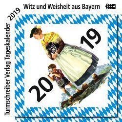 Turmschreiber Tageskalender 2019