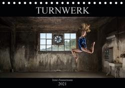 Turnwerk (Tischkalender 2021 DIN A5 quer) von Zimmermann,  Irene