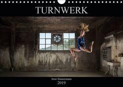 Turnwerk (Wandkalender 2019 DIN A4 quer) von Zimmermann,  Irene