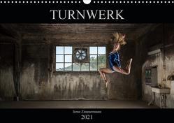 Turnwerk (Wandkalender 2021 DIN A3 quer) von Zimmermann,  Irene