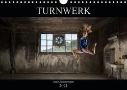 Turnwerk (Wandkalender 2021 DIN A4 quer) von Zimmermann,  Irene