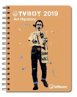TV Boy 2019 Diary