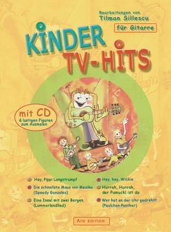 TV-Hits für Kids von Sillescu,  Tilman
