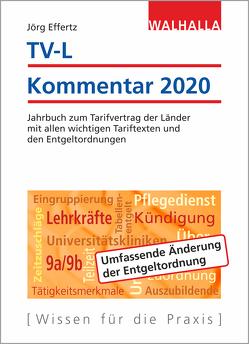 TV-L Kommentar 2020 von Effertz,  Jörg