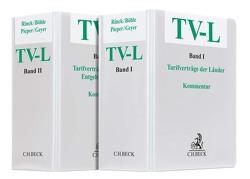 TV-L von Bepler,  Klaus, Böhle,  Thomas, Geyer,  Volker, Martin,  Kurt, Meerkamp,  Achim, Pieper,  Wolfgang, Russ,  Willi, Steuernagel,  Marc-Oliver, Stöhr,  Frank